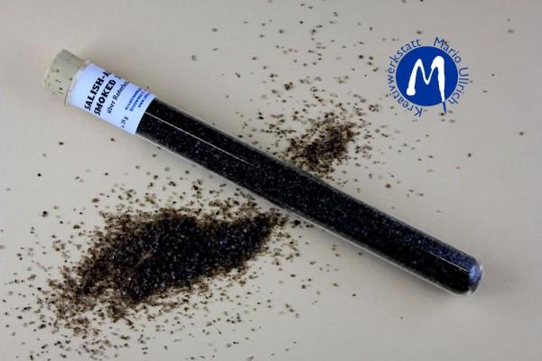 Salish-Alderwood Smoked Sea Salt