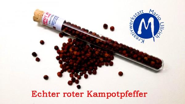 Roter Kampotpfeffer