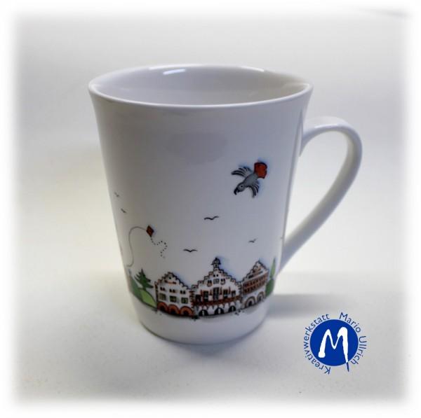 Kaffeebecher Joeys Welt -konische Form-