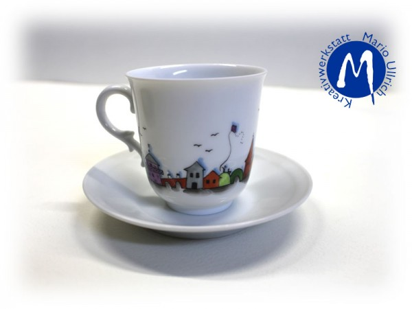 Espresso-/Mokkatasse Joeys Welt